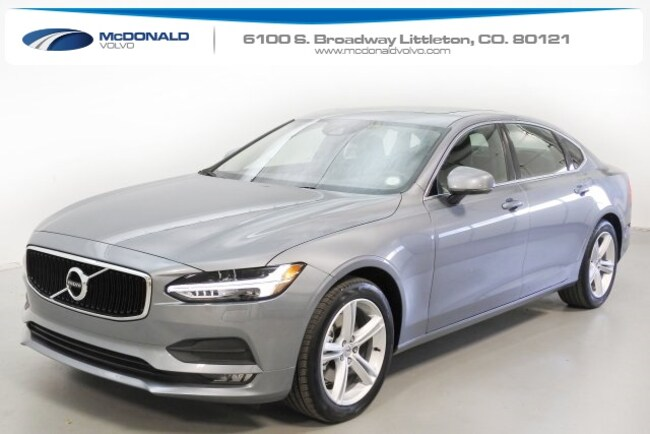 New 2018 Volvo S90 T5 AWD Momentum Sedan Littleton, CO