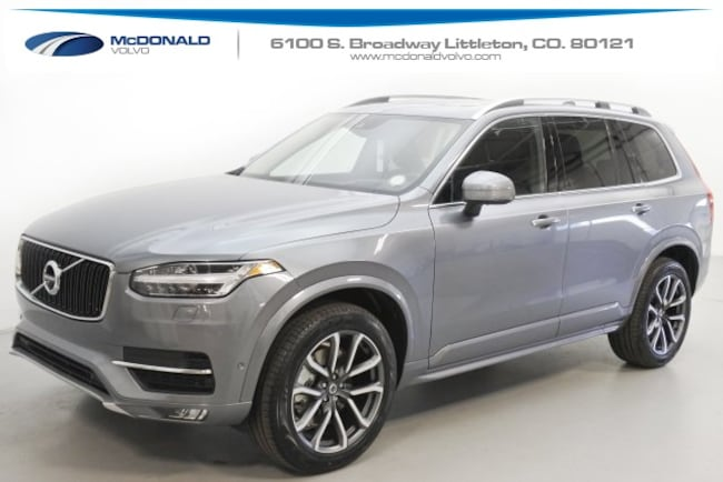 New 2019 Volvo XC90 T5 Momentum SUV Littleton, CO