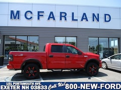 2008 Ford F-150 FX4 Truck SuperCrew Cab