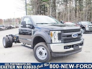 2019 Ford F-450SD F-450 XL Truck Regular Cab