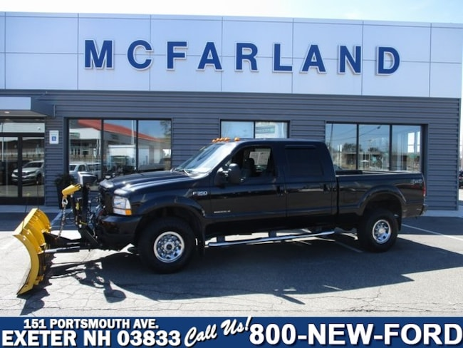 2003 Ford F-350SD Lariat Truck