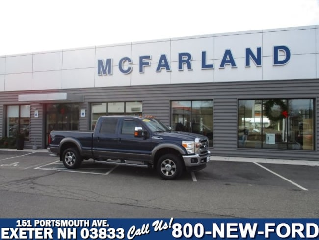 2011 Ford F-250SD Lariat Truck
