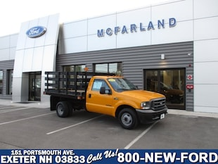 2002 Ford F-350SD Cab/Chassis