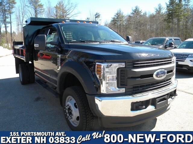 2018 Ford F-550SD XL Truck Super Cab