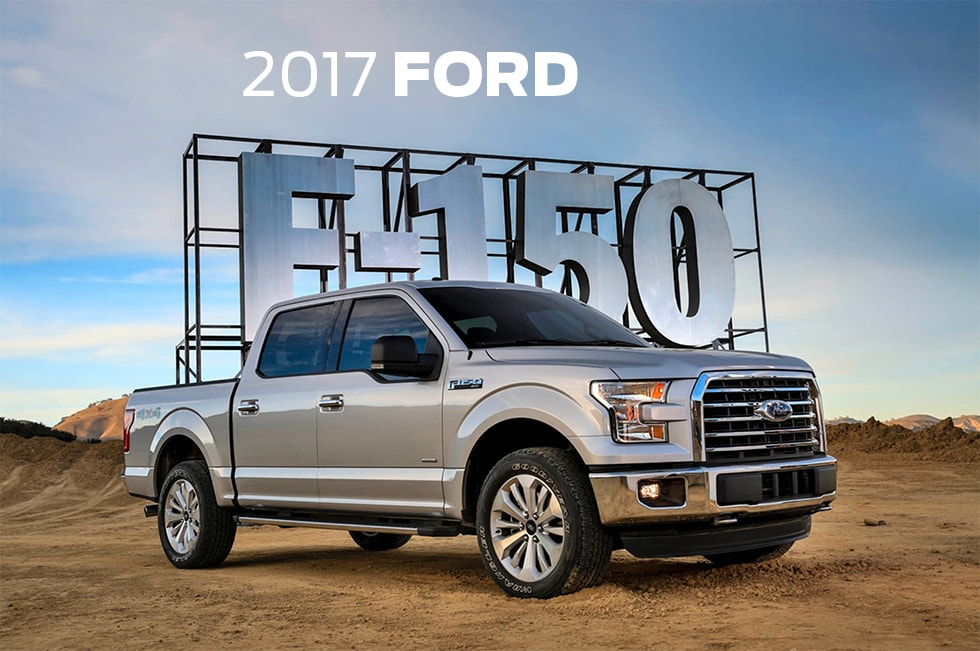 2017 Ford F-150| F-150 in Exeter, NH | McFarland Ford