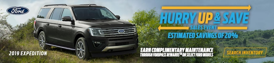 20% Estimated Savings on 2019 Expedition: Hurry Up And Save