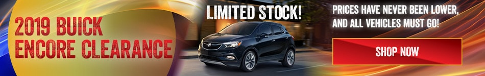 2019 Buick Encore Clearance