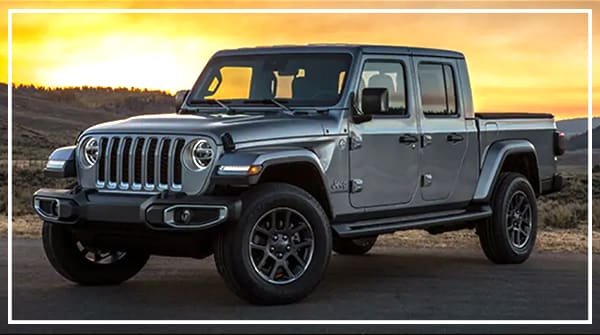 Sneak Peek: 2020 Jeep Gladiator