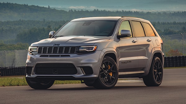 Review: 2018 Jeep Grand Cherokee