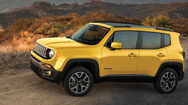 Review: 2018 Jeep Renegade