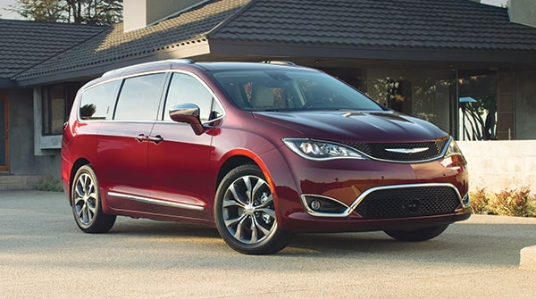 Review: 2018 Chrysler Pacifica