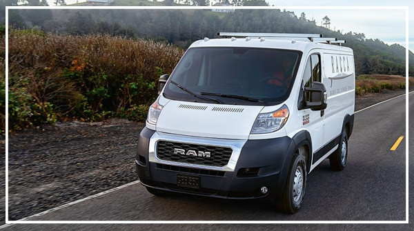 Review: 2019 Ram ProMaster