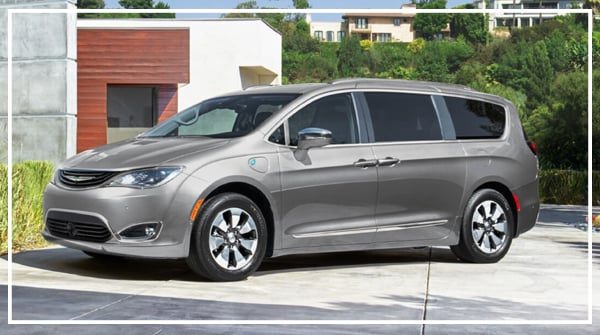 Review: 2019 Chrysler Pacifica Hybrid