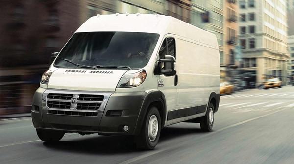 Review: 2018 Ram ProMaster Cargo Van