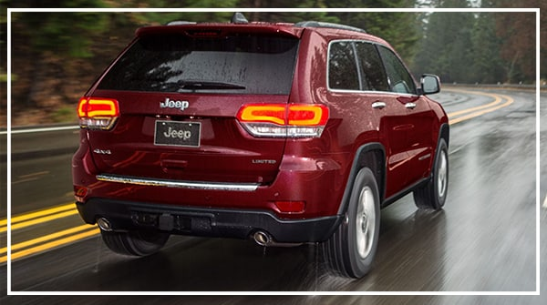 Review: 2019 Jeep Grand Cherokee Limited Edition Models