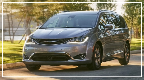 Review: Chrysler Pacifica Hybrid