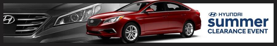 McGovern Hyundai Sales Event