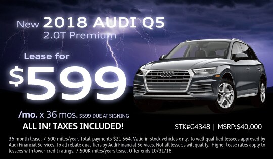 New Audi Specials In Morton Grove Serving Chicago Park Ridge - Audi lease calculator