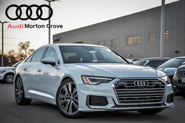 New 2019 Audi A6 3.0T Premium Plus 3.0 TFSI Premium Plus quattro AWD WAUL2AF23KN021241 near Chicago