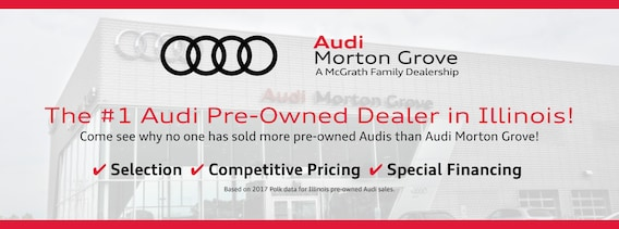 Who Owns Audi >> Chicago Il Area Audi Dealer Audi Morton Grove New Audi Used