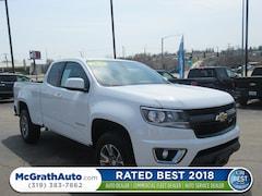 2018 Chevrolet Colorado Z71 Truck Extended Cab