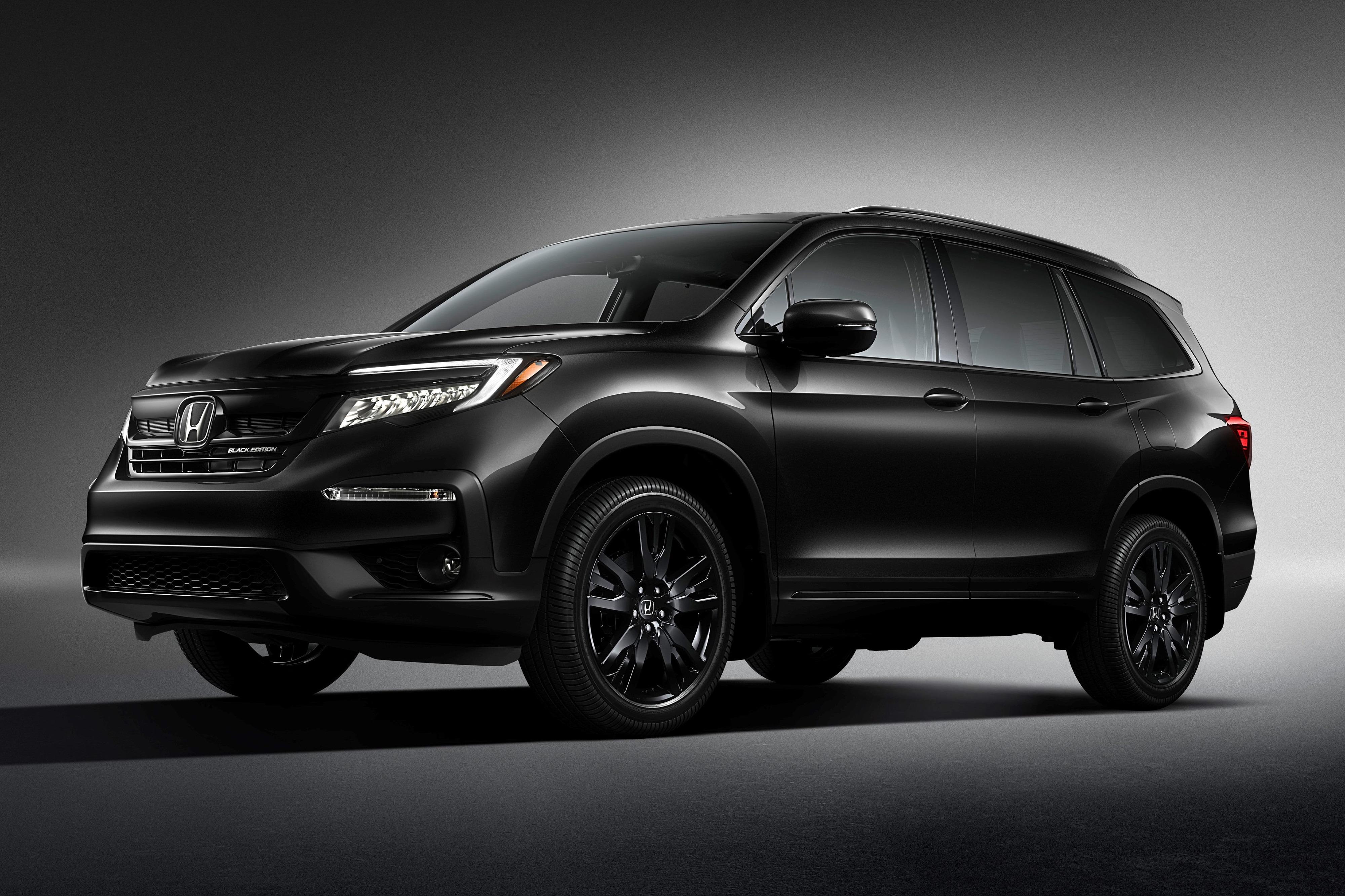 2020 Honda Pilot New Black Edition Trim And More Mcgrath City Honda