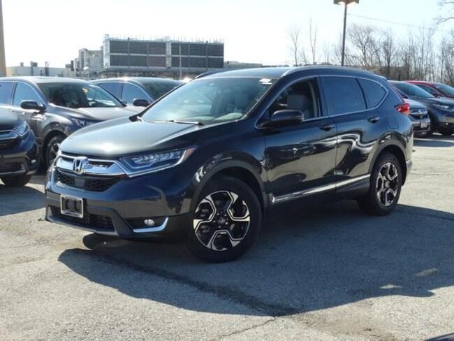 2018 Honda CR-V Touring AWD SUV