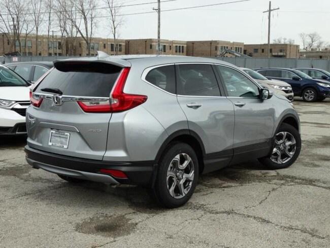 2019 Honda Cr V For Sale H23399 Chicago Honda Dealer