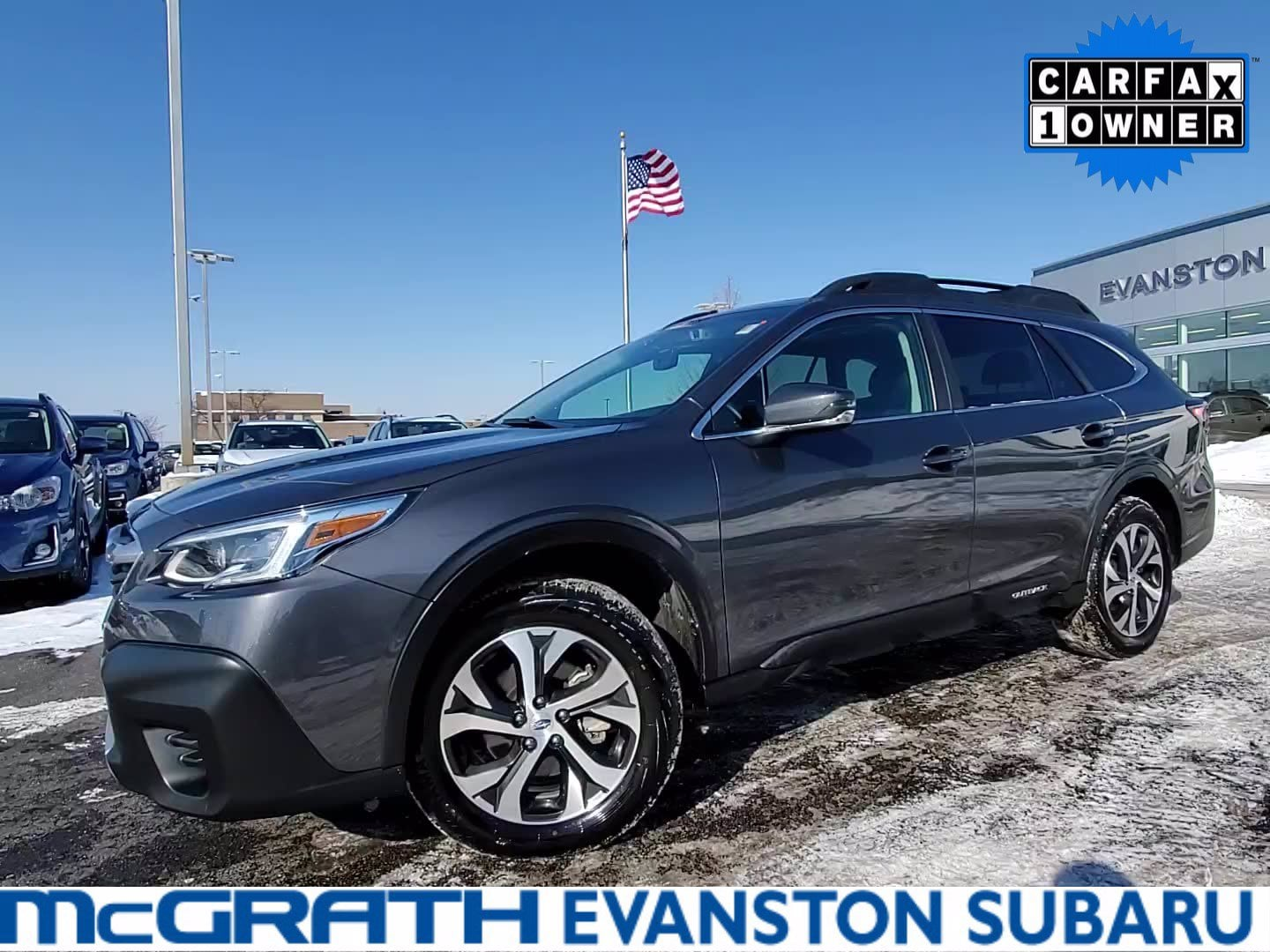 Used Subaru Outback Skokie Il