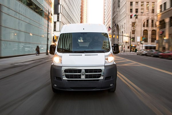 Ram Promaster 3500 Safety Features