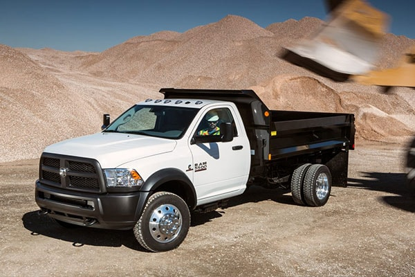 Ram 5500 HD Chassis Safety Features