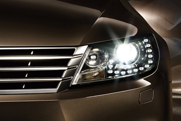 Volkswagen CC LED Headlights and Taillights