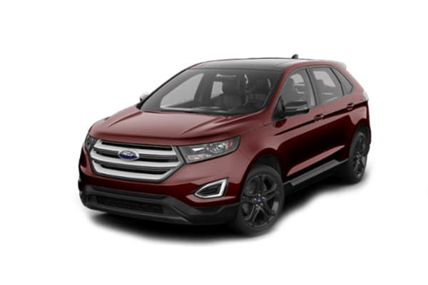 Ford Edge Titanium Model Front Left Quarter Panel
