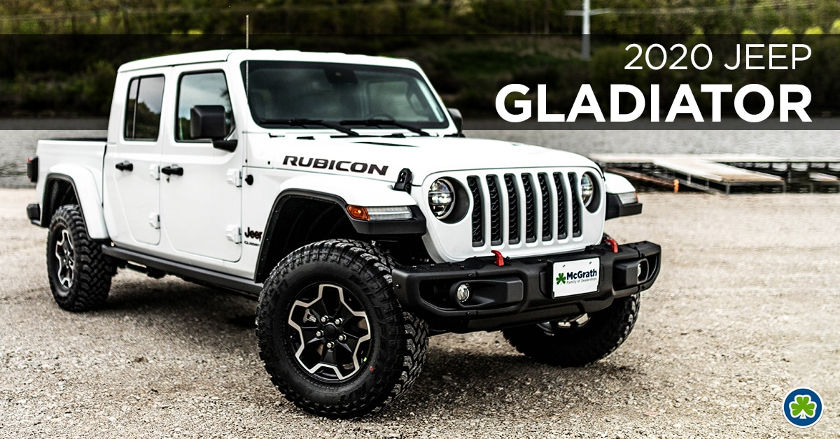 2020 Jeep Gladiator for sale in Cedar Rapids