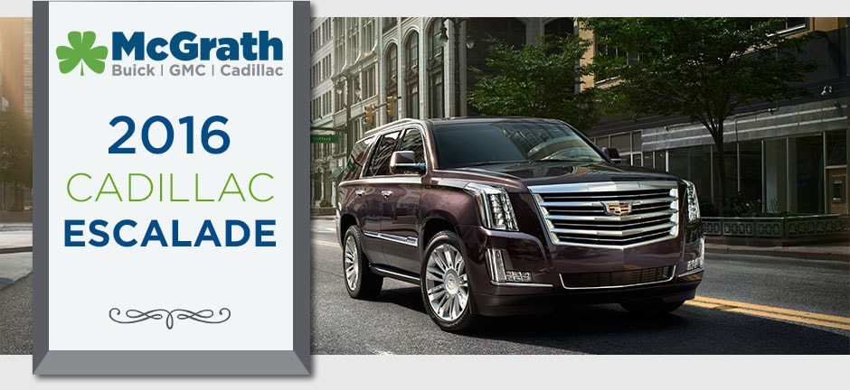 2016 Cadillac Escalade For Sale in Cedar Rapids