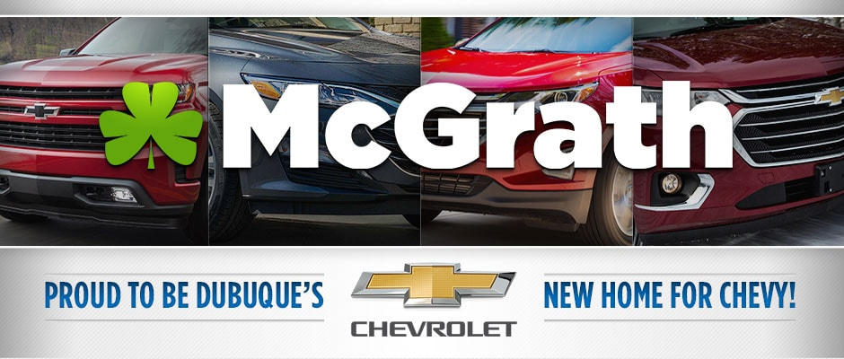Mcgrath Chevrolet Of Dubuque Mcgrath Auto Dubuque Iowa