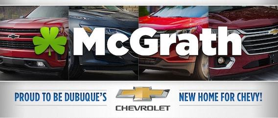 McGrath Chevrolet of Dubuque | McGrath Auto - Dubuque Iowa