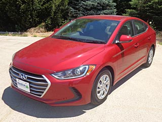 Hyundai Elantra Offer