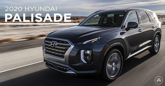 2020 Hyundai Palisade   McGrath Auto