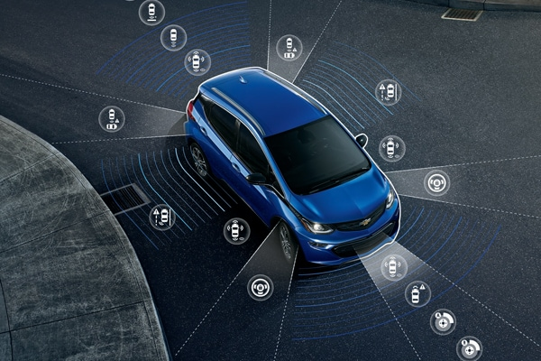 2019 Chevy Bolt Safety Features