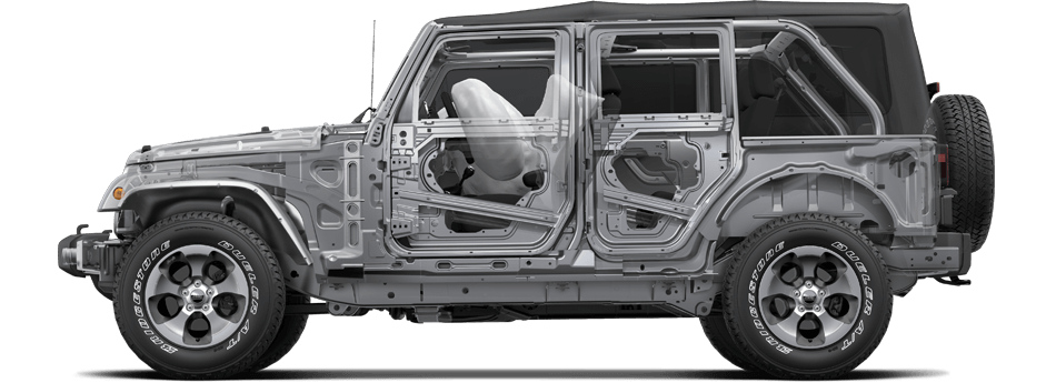 2016 Jeep Wrangler Unlimited Saftey Features