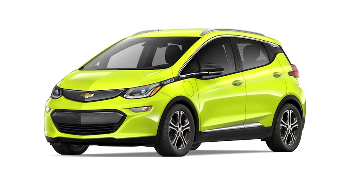 2019 Chevy Bolt Shock