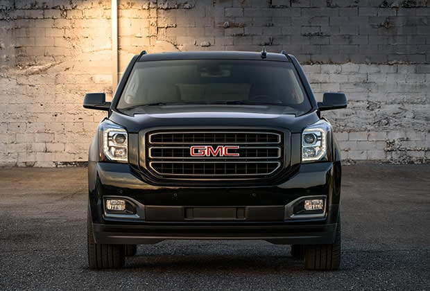Front Design of the New Yukon