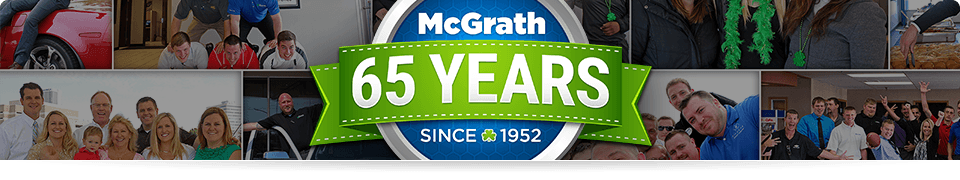 McGrath 65th Anniversary