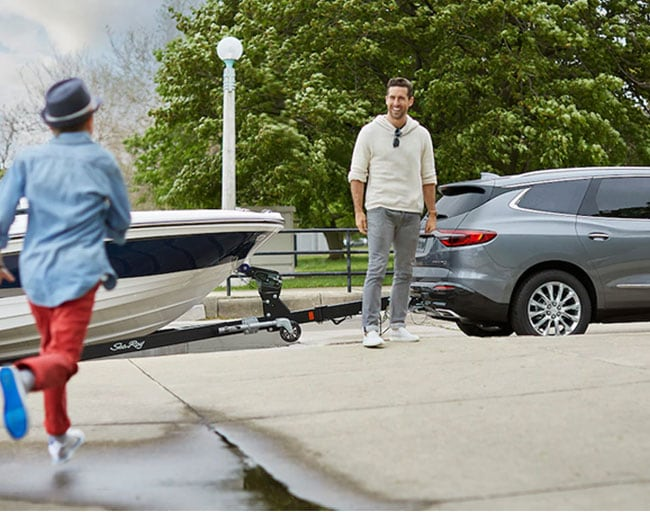 2019 Buick Enclave Towing Capabilities