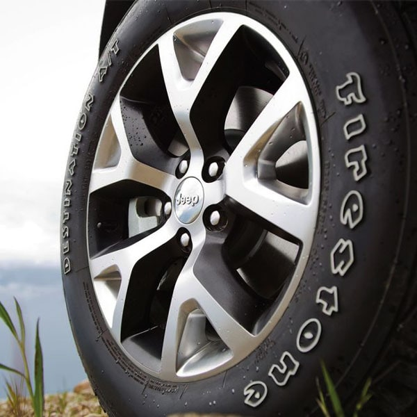 Jeep Cherokee Wheels