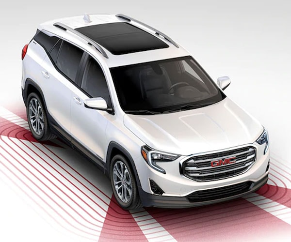 2019 GMC Terrain Safety Features