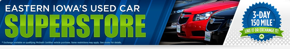 Used Car Sale Cedar Rapids