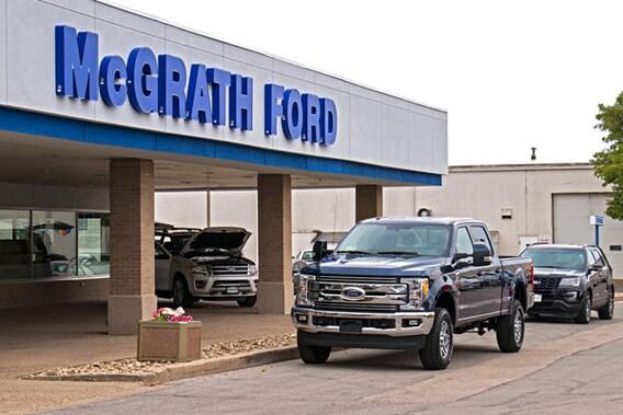 Mt Vernon Car Dealerships >> Ford Dealer In Mount Vernon Mcgrath Ford Cedar Rapids