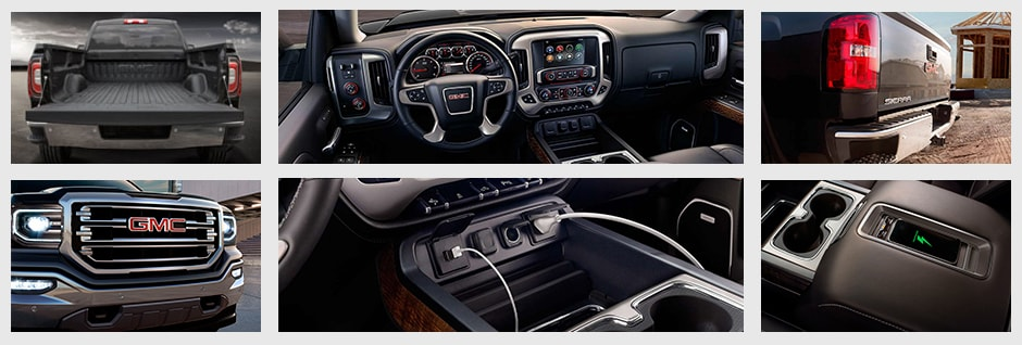 2016 Gmc Denali Vs Slt Trim Packages Mcgrath Buick Gmc